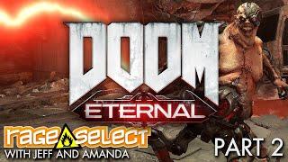 DOOM Eternal - The Dojo (Let's Play) - Part 2