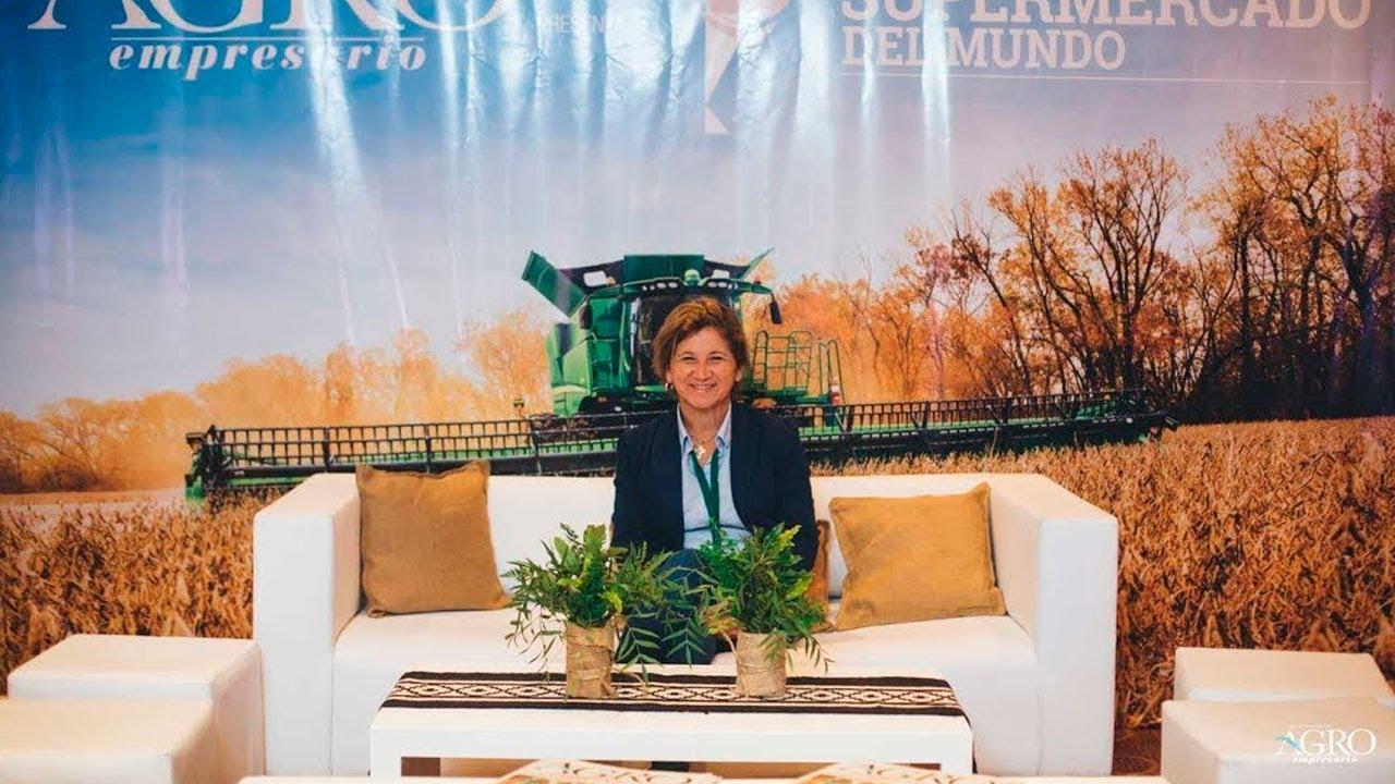Marta Ferreira - Ministro Secretaria de Agricultura Familiar de Misiones