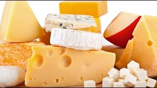 Top 10 Iconic Cheeses - Video Youtube