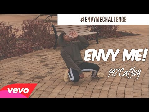 "147Calboy ""Envy Me"" (Dance Video) #EnvyMeChallenge @YvngHomie"