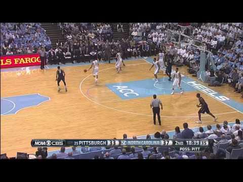 Video: North Carolina-Pittsburgh Game Highlights