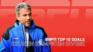 TOP 10 GOALS 2020 ? | Keuken Kampioen Divisie | met o.a. Mühren en Seuntjens