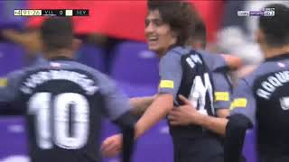 Real Valladolid Vs Sevilla Highlights And Full Match