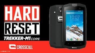Hard Reset Crosscall TREKKER M1 Factory Reset