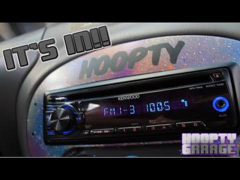 RADIO INSTALLATION   ZX2 MOD SERIES