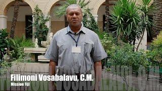 Filimoni Vosabalavu CM, Fidżi [po angielsku]