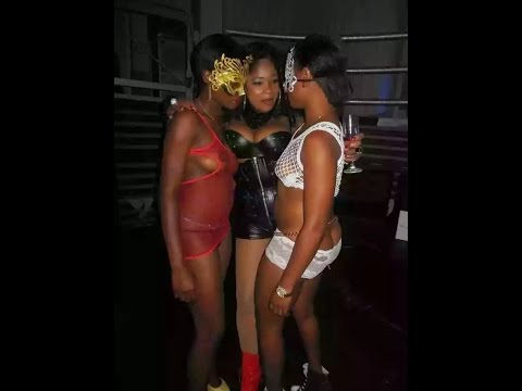 Nigerian Drunk Girls Publicly Going Wild