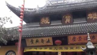 Video : China : The Jade Buddha Temple, Shanghai - video