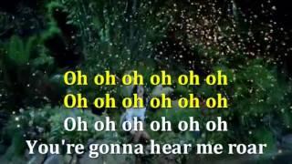 Katy Perry - Roar lyrics & musicvideo