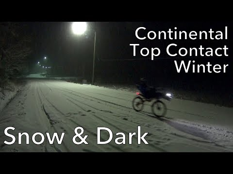 "Видео о Покрышка Continental Top Contact II 26""x1.90 Winter Premium Reflex, Vectran 100712"