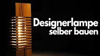 Designerlampe zum selber bauen | Projekt