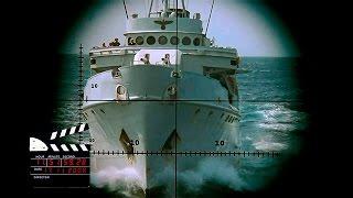 Сцена из фильма Ю-571/U-571, Уничтожение ЭСМИНЦА