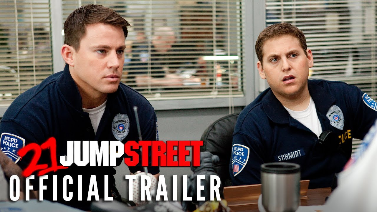 Video trailer för 21 JUMP STREET - Official Red Band Trailer - In Theaters 3/16/12!