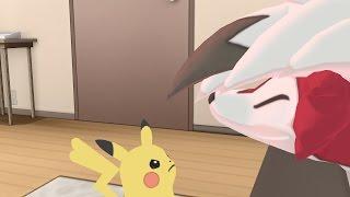 "(Pokemon Love Story)A ""Savage"" Relationship-Season 2-Part 1"