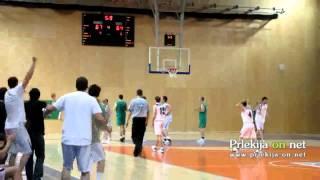 Zadnje sekunde finalne tekme Bioplin Gjerkeš PKL 2010/2011