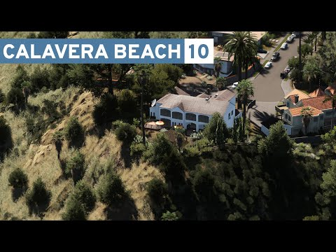 Hillside Mansions! - Cities Skylines: Calavera Beach #10