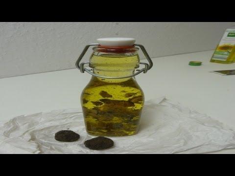 Trüffelöl selber machen - Trüfffel Oel Rezept