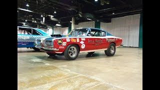 1968 Plymouth Barracuda Super Stock Sox & Martin & Engine Sound On My Car Story With Lou Costabile