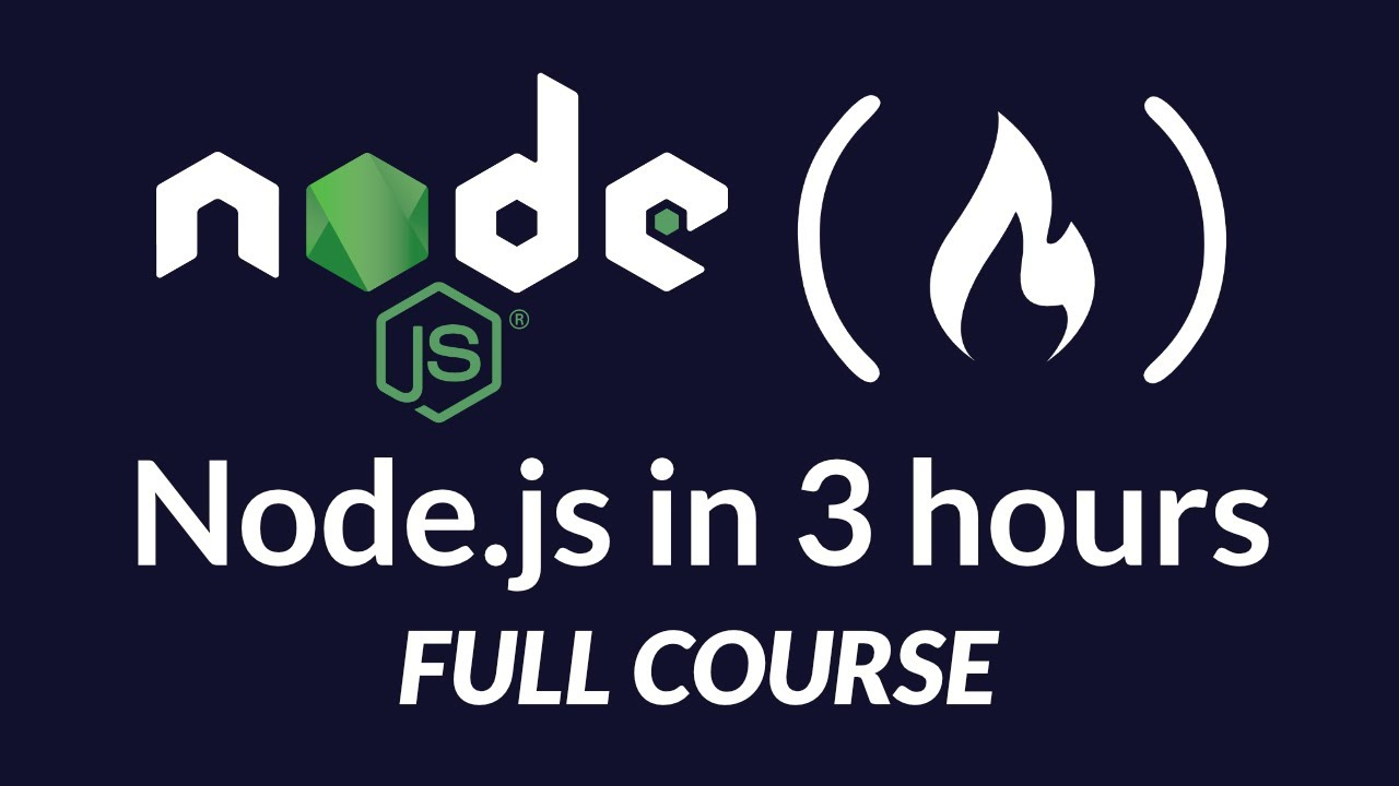 Node.js Course for Beginners