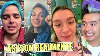 Llamando a YOUTUBERS por VIDEO SIN DECIRLES que ESTOY GRABANDO (Skabeche, Juanda y Más) - Ami Rodrig