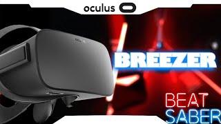 BEAT SABER► Breezer • Expert •Oculus Rift e Touch
