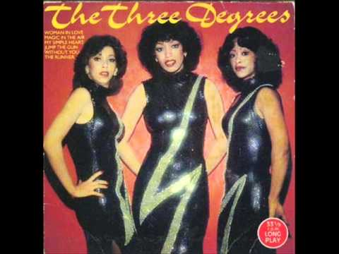 Three Degrees - My Simple Heart