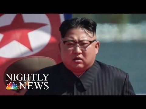 North Korea Crisis: What Will Kim Jong Un And Pres. Donald Trump Do? | NBC Nightly News