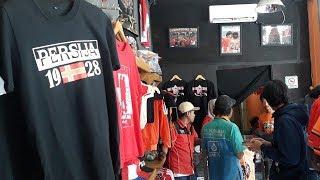 Oren All Shops Penjual Atribut Persija Jakarta Raup Omzet Rp15 Juta per Hari