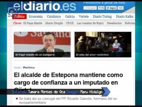 Socialistas exigen el cese de Ricardo Galeote como cargo de confianza por su imputación en la trama Gürtel