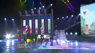 Fat Cat - Is Being Pretty Everything, 살찐 고양이 - 예쁜게 다니, Music Core 20120121