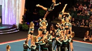 My Week at Worlds 2017 ~ JTV MIX ~ Cheer Extreme