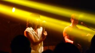 Dragonette - Run Run Run - #Winnipeg The Bodyparts Tour Live 2012