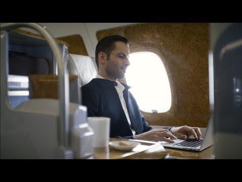 Emirates - Business Class!