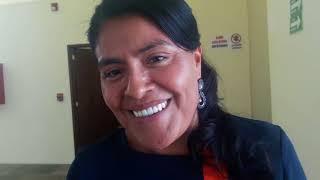 Por congruencia con Margarita, pero sigue en AN, dice Eufrosina Cruz