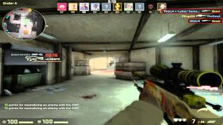 CS:GO AWP Dragon Lore Global Elite Rank WARMONGER SKULM
