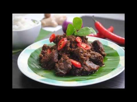 Video (wow)7 makanan khas indonesia yang mendunia