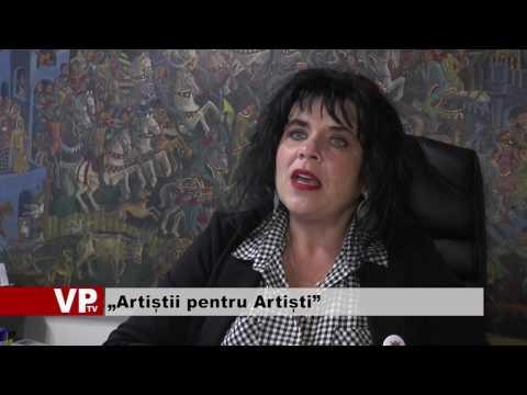 """""""Artiștii pentru Artiști"""""""