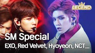 SM Special   EXO, Red Velvet, Hyoyeon, NCT Dream, NCT U [2018 KBS Song Festival  2018.12.28]