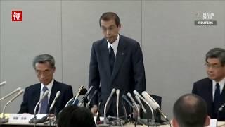 Japanese airbag maker Takata files for bankruptcy