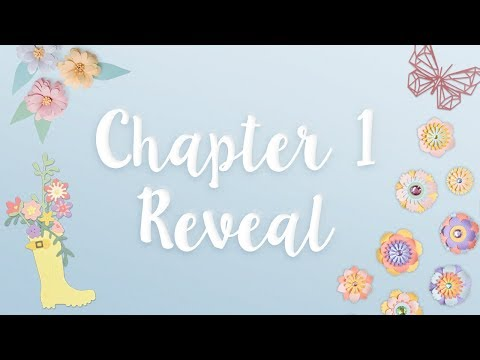 Sizzix Chapter 1 Reveal!