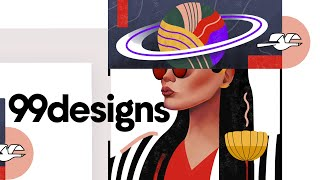 How to open a 99designs account in 2020