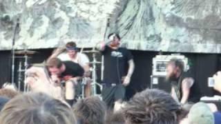 36 crazyfists - Elysium (live)  @ brisbane soundwave 09