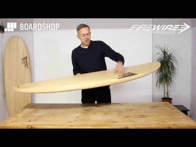 Firewire Greedy Beaver Surfboard Review