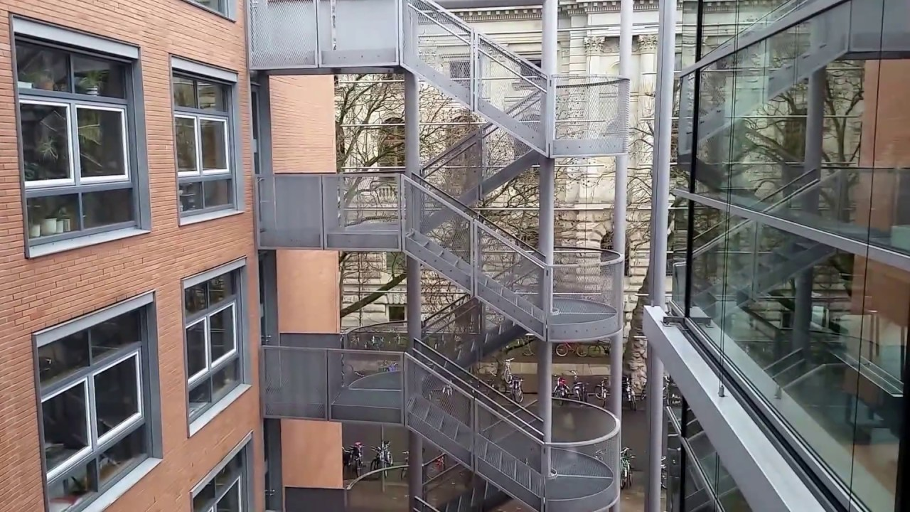 Rundgang Geisteswissenschaftliches Zentrum der Universität Leipzig