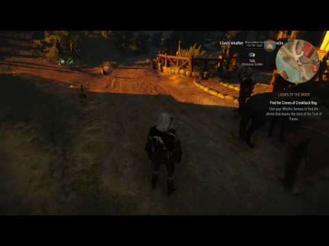 Witcher 3: how to get 100 exp from nekker exploit instead of 40