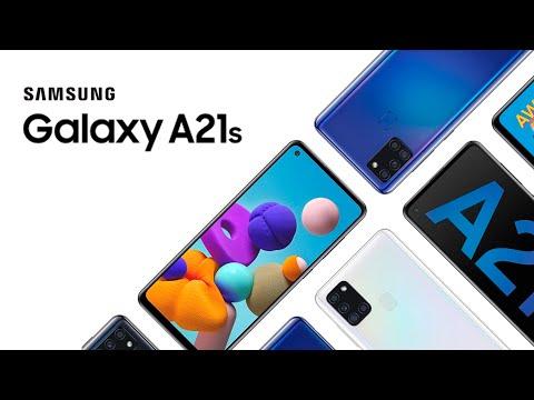 Samsung Galaxy A21s, 32 GB, Dual SIM, Blue kaina ir informacija   Mobilieji telefonai   pigu.lt