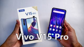 Vivo V15 Pro - First Look, Price, Specifications in India!!