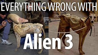 Everything Wrong With Alien 3 In 16 Minutes Or Less