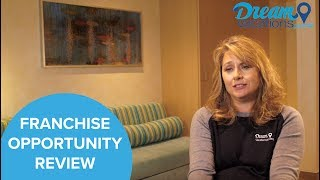 Why I Chose To Own A Travel Agent Franchise - Dream Vacations Franchise Review - Dawn Beers OBrien