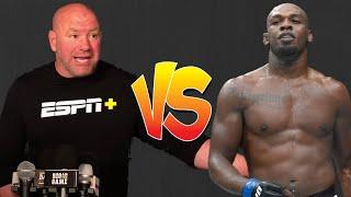 Jon Jones vs. Dana White: Jon's Right, But Dana Will Win | Luke Thomas